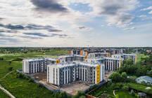 Топ-5 недорогих новостроек в самых зеленых районах Петербурга