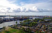 Эксперты оценили потенциал Большого морского порта для строительства жилья: освобождением территории от предприятия уже заинтересовался Путин