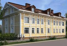 В Петергофе появится жилой комплекс-усадьба
