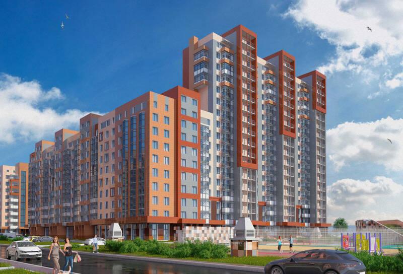 недвижимости санкт петербурга новостройки