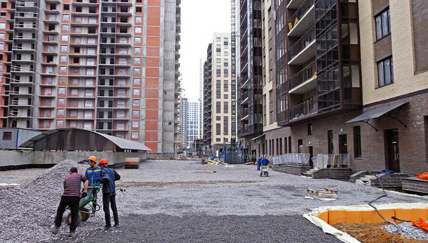 Комитет по градостроительству ЛО «заморозил» выдачу разрешений на строительство в Мурино