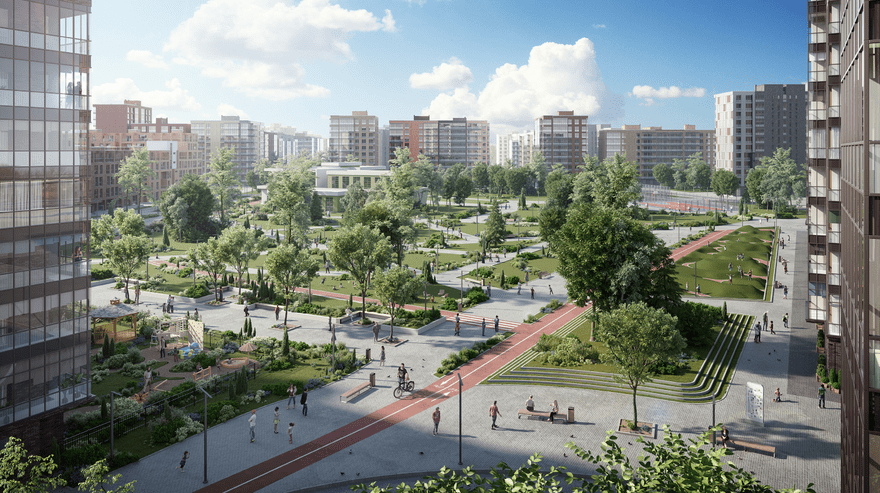 Glorax Development вложит 40 млрд руб.  впроект Ligovsky City
