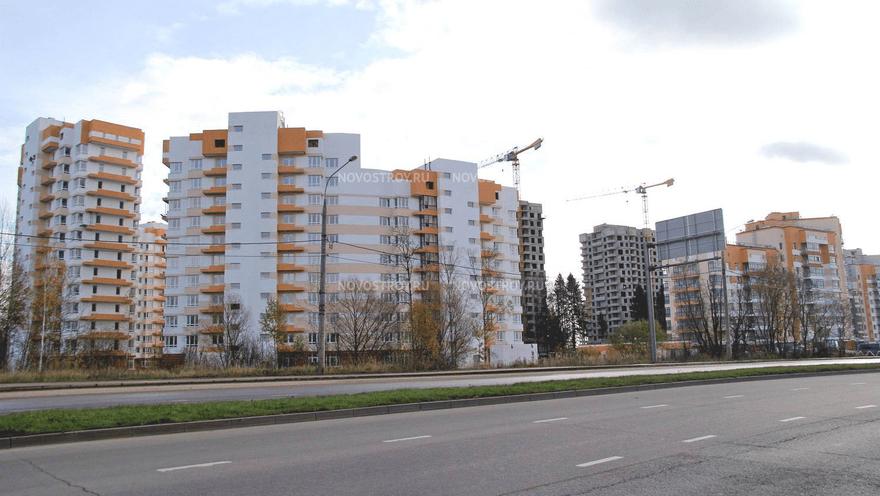 Росстат сказал свежие данные овводе жилья в РФ