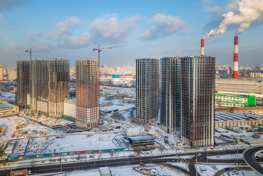 В каких нестоличных городах России выгодно покупать жилье для перепродажи