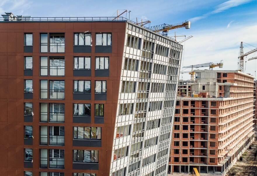 Эксперт: на Петербург накатывает новая строительная волна, результаты будут уже в 2022-2023 годах