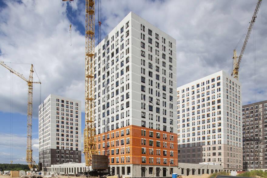 Выросшие на 50% цены на стройматериалы делают покупку квартиры недоступной: спрос спустился к допандемийному уровню