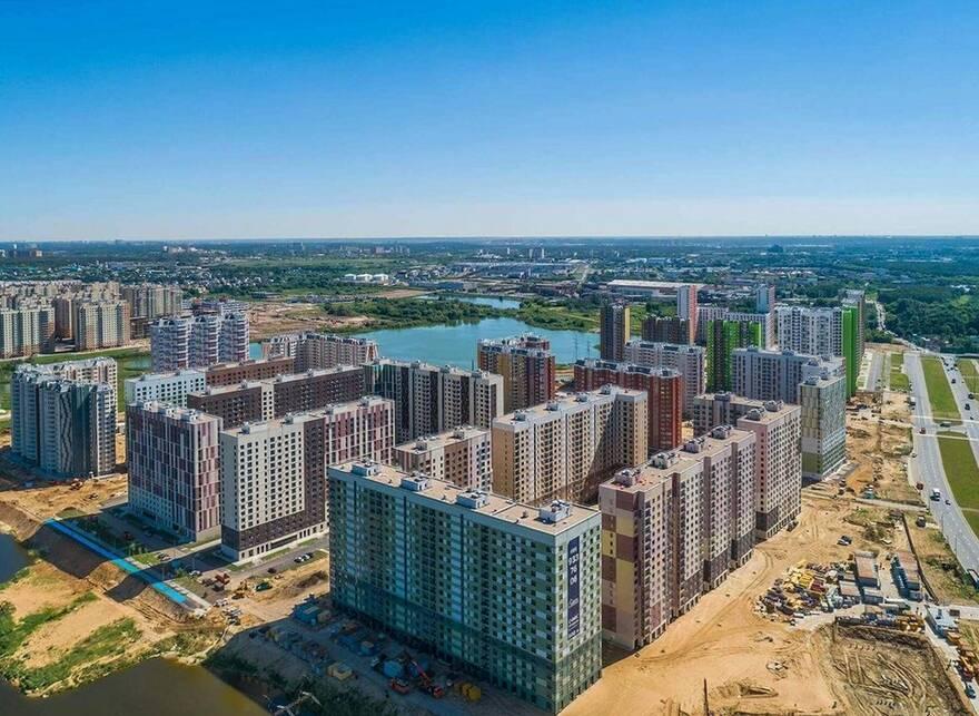 Рост цен на квартиры в новостройках Москвы и Петербурга наконец-то остановился